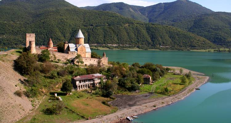 Caucasus and Iran Tour (air inclusive from JFK) - Flo Tours
