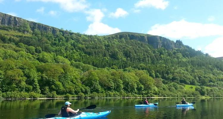 Sea Kayaking & Hiking Adventure - Sligo - Wilderness Ireland