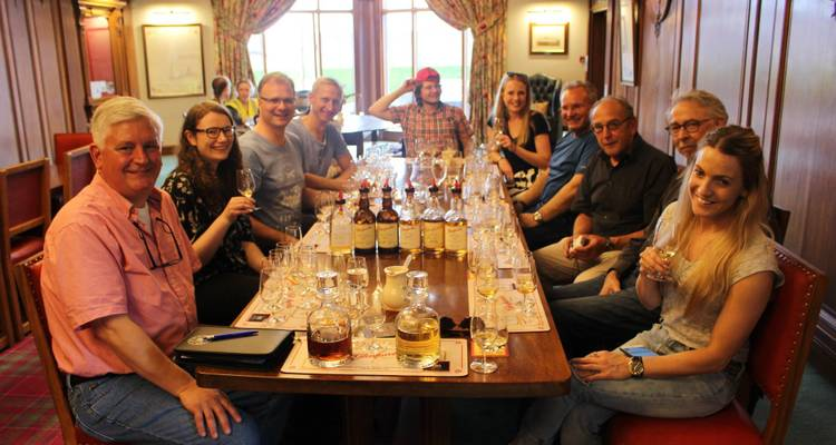 4 Day Speyside Malt Whisky Tour - Scottish Routes