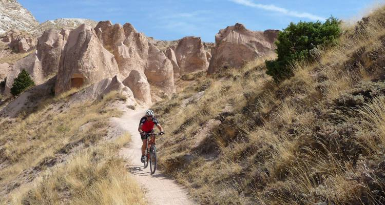 Cycle Cappadocia - 9 days - On The Go Tours