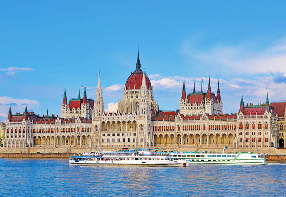 Classic Danube featuring a 7-night Danube River Cruise ...