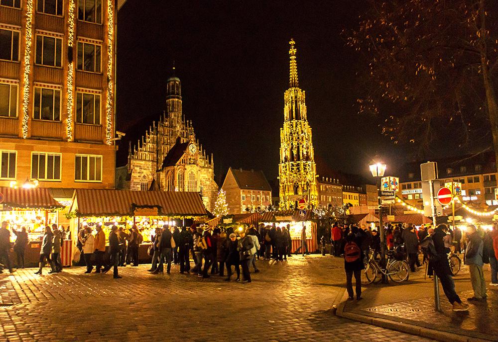 classic christmas markets featuring markets in strasbourg wrzburg nuremberg innsbruck and munich - Classic Christmas
