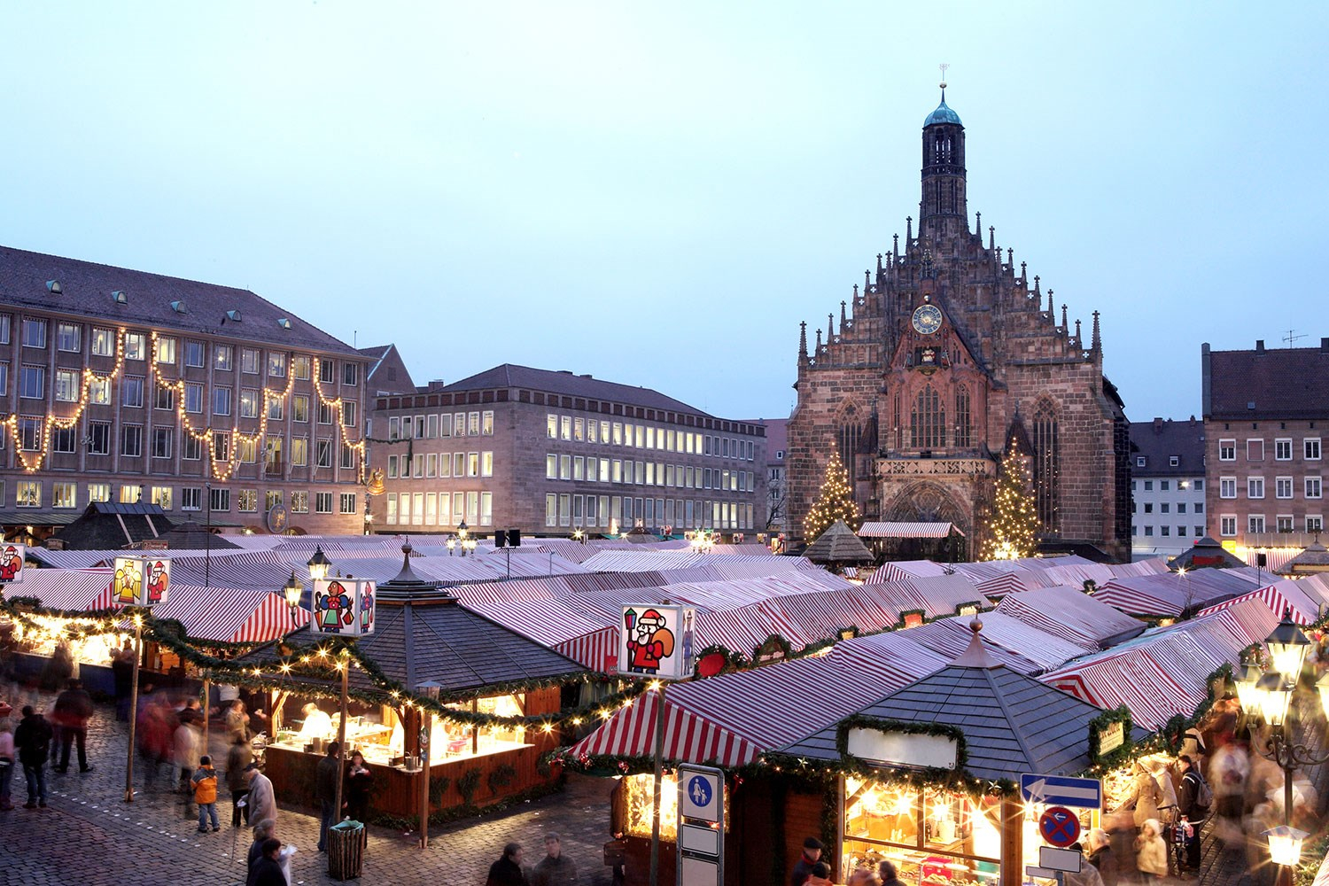 Magical Christmas Markets 2018 Start Nuremberg End Vienna By Amawaterways Tourradar