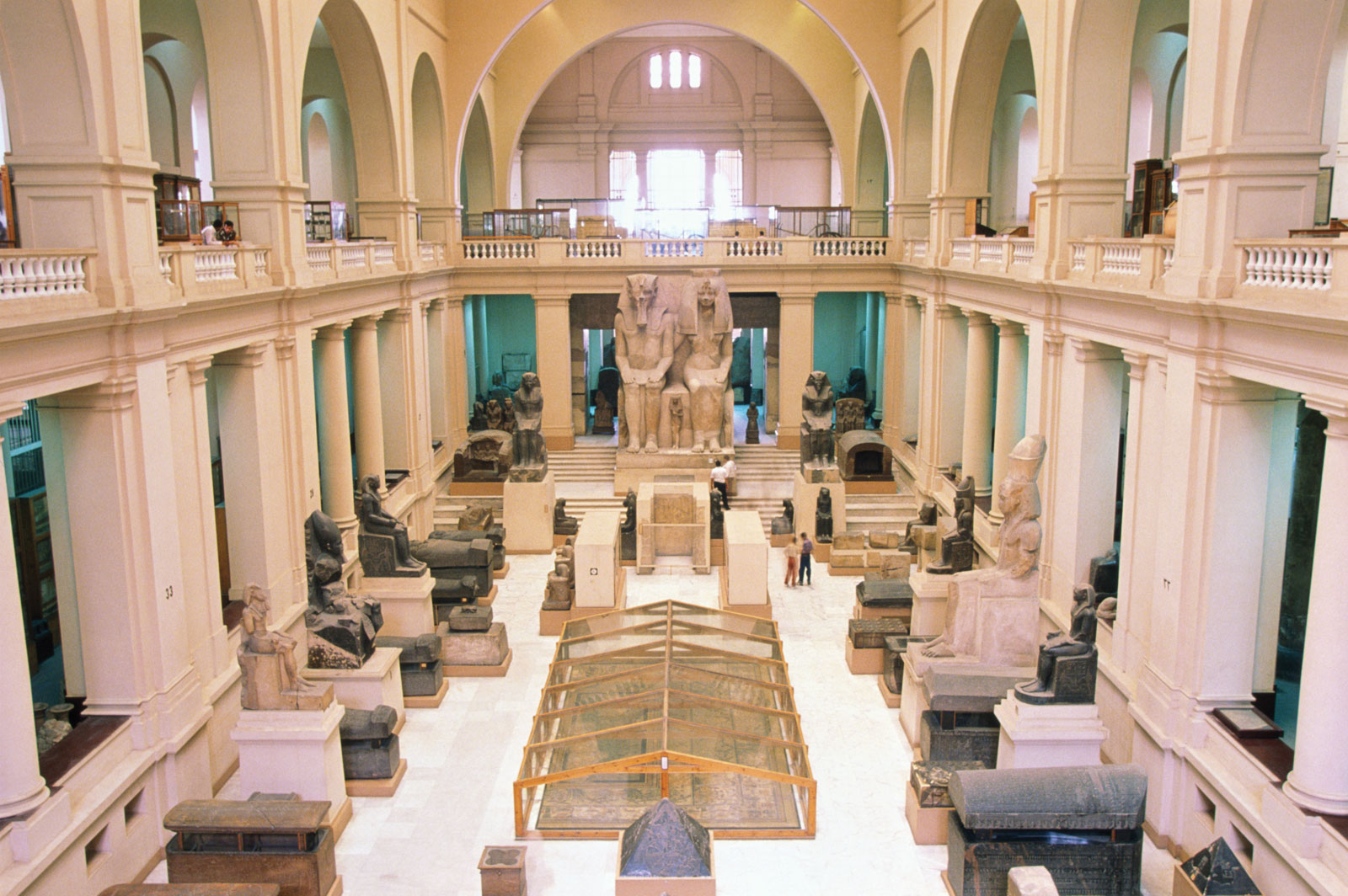 the egyptian modern art museum tour egypt