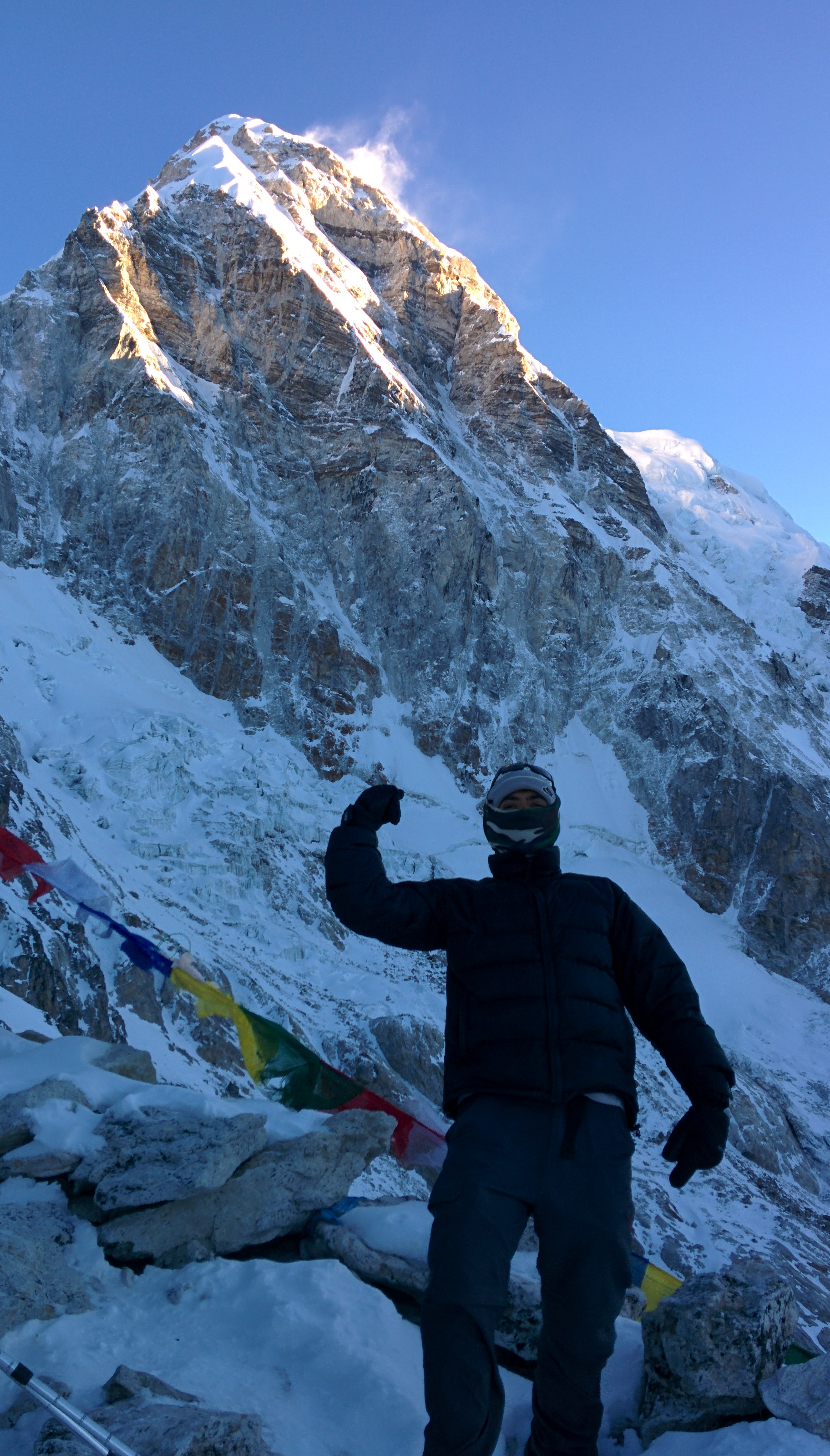 Everest Base Camp Solo Trek By Nepal Hiking Trek With 1