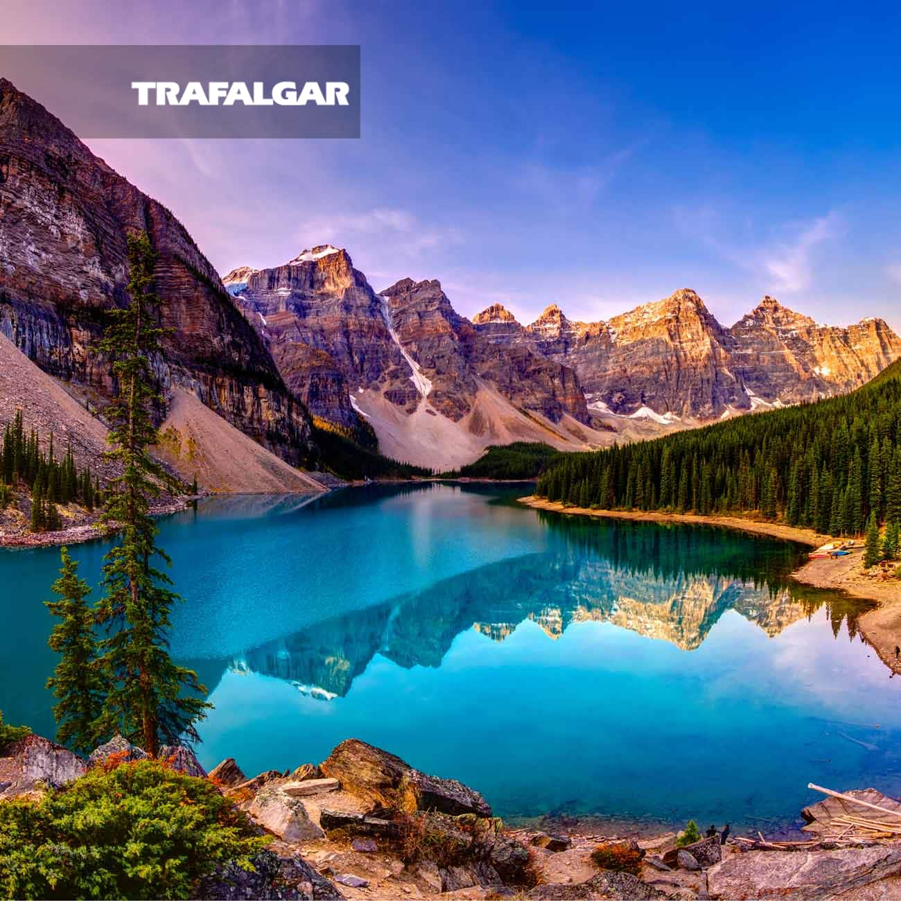 Computer Wallpaper Canada: Iconic National Parks Of The American And Canadian Rockies