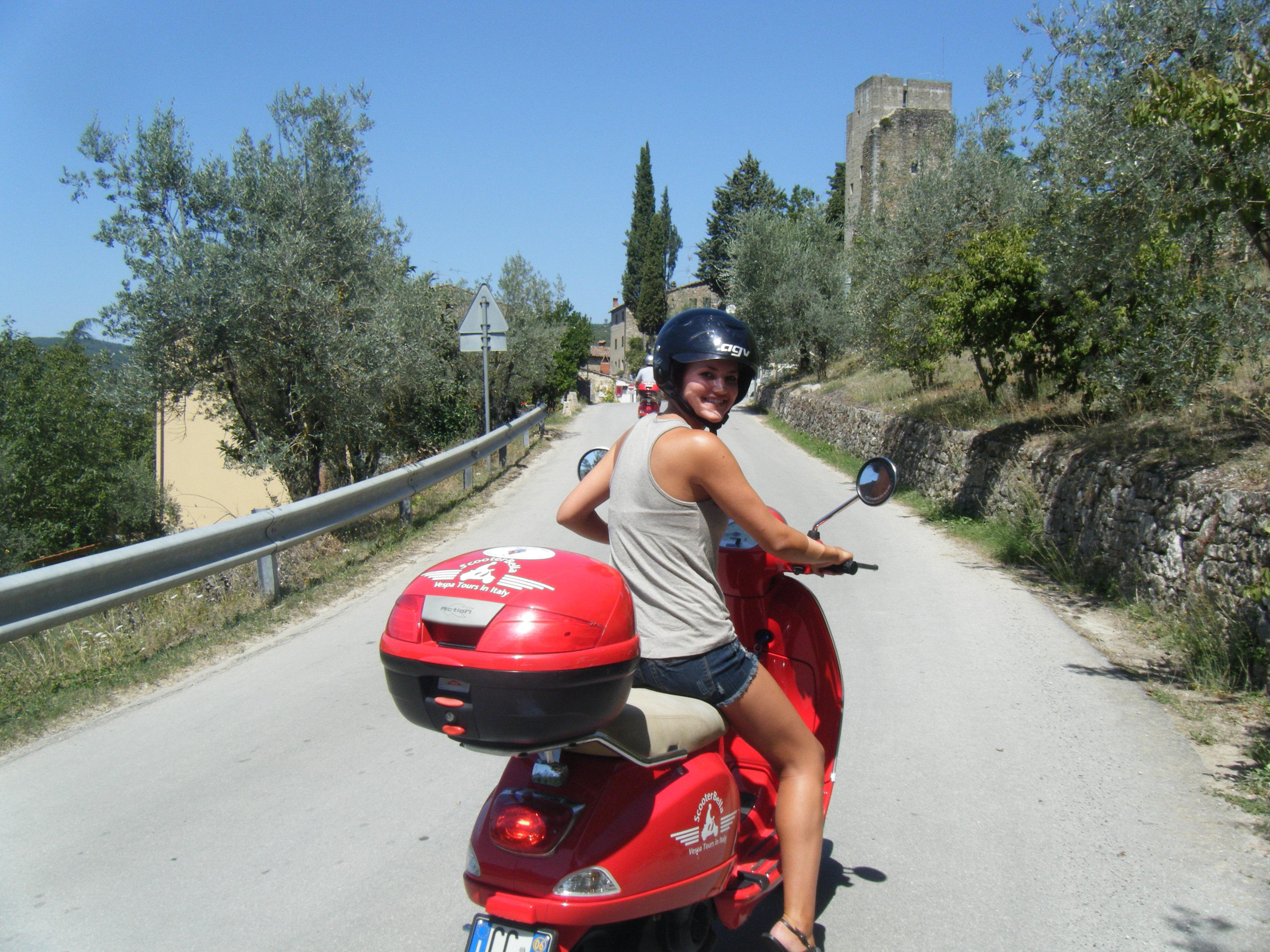Tuscany by Vespa Getaway by Custom Walks - TourRadar