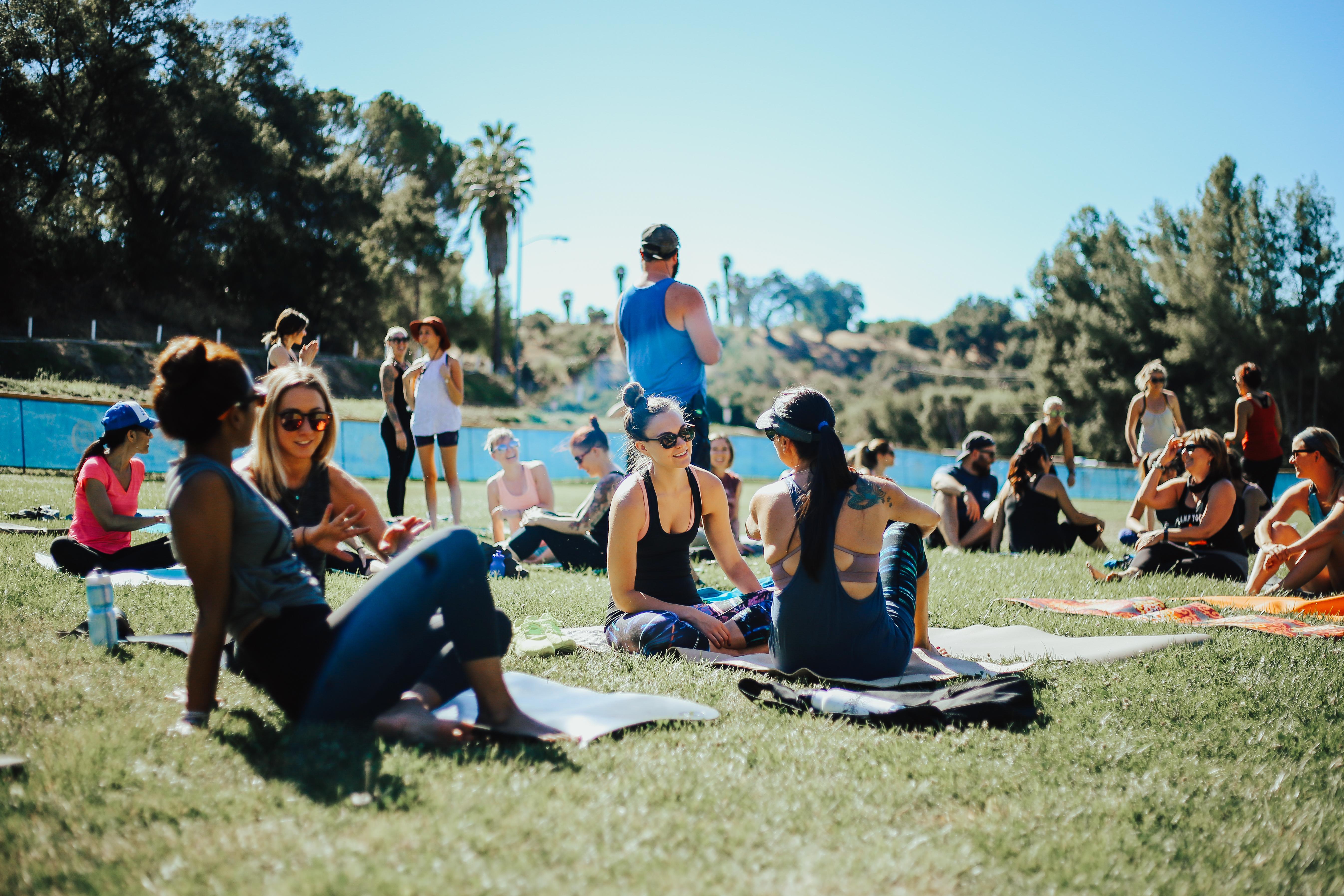 Camp Yoga- California by Camp Yoga - TourRadar
