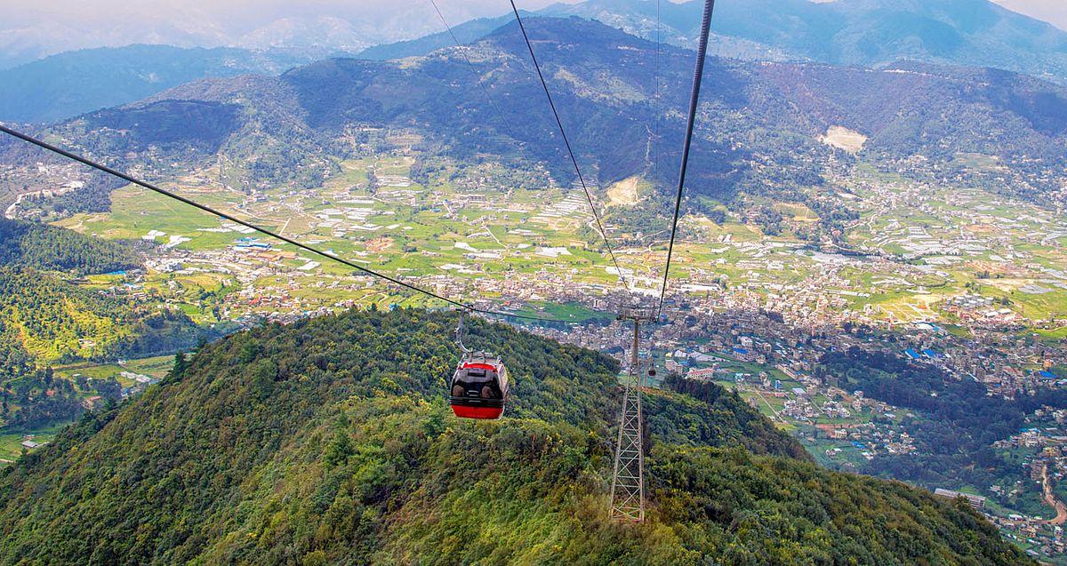 5 Days Kathmandu & Pokhara Tour with Chandragiri Cable Car Ride