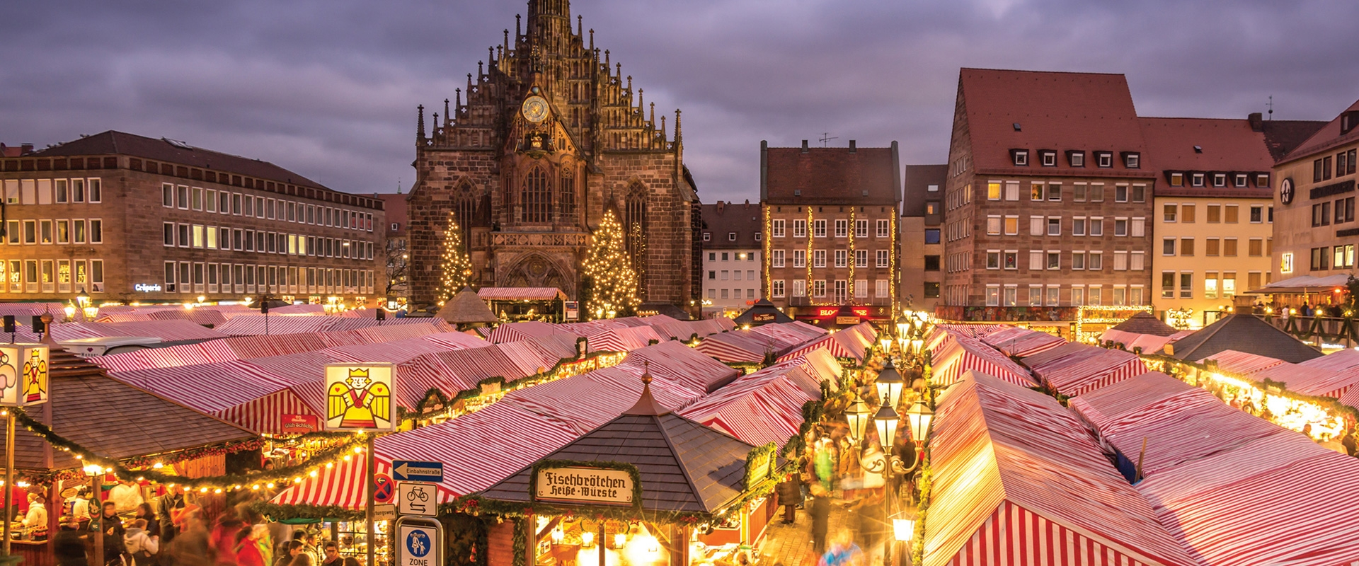 Christmas Markets In Europe 2019.Festive Christmas Markets With Magnificent Europe 2019
