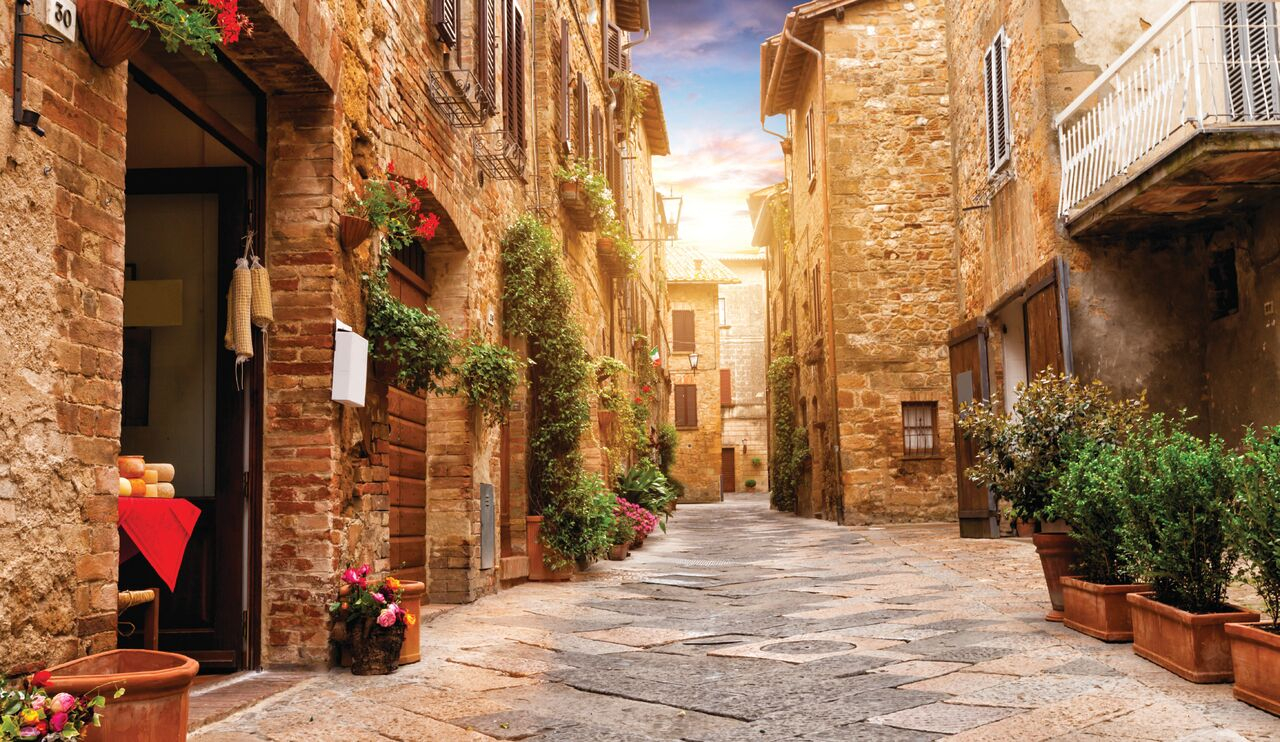 Tuscan Images