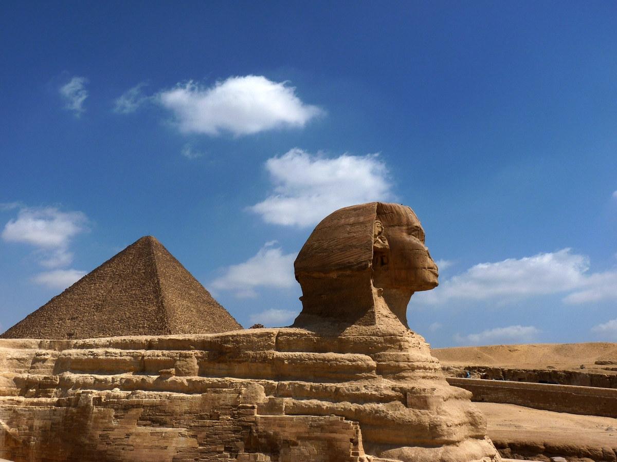 short paragraph about egypt