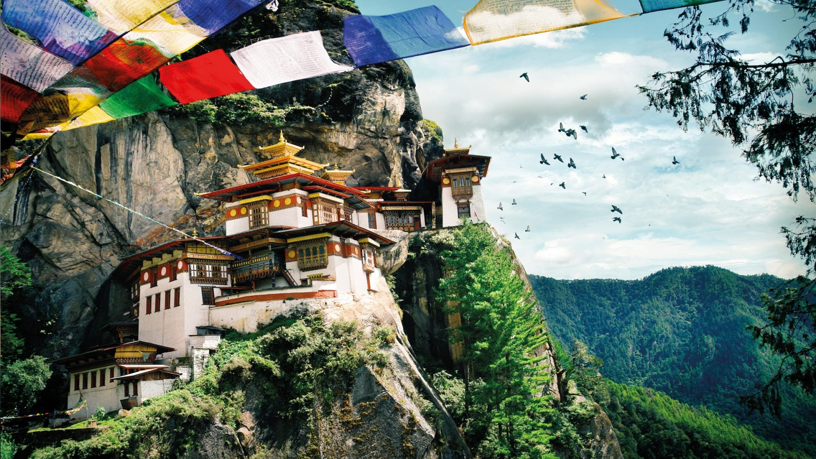 Tiger Nest Monastery Tour In Bhutan By Himalayan Adventure Treks