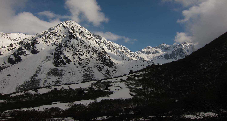 Kanchenjunga Lumba Sumba & Makalu Base Camp Trek 42 Days