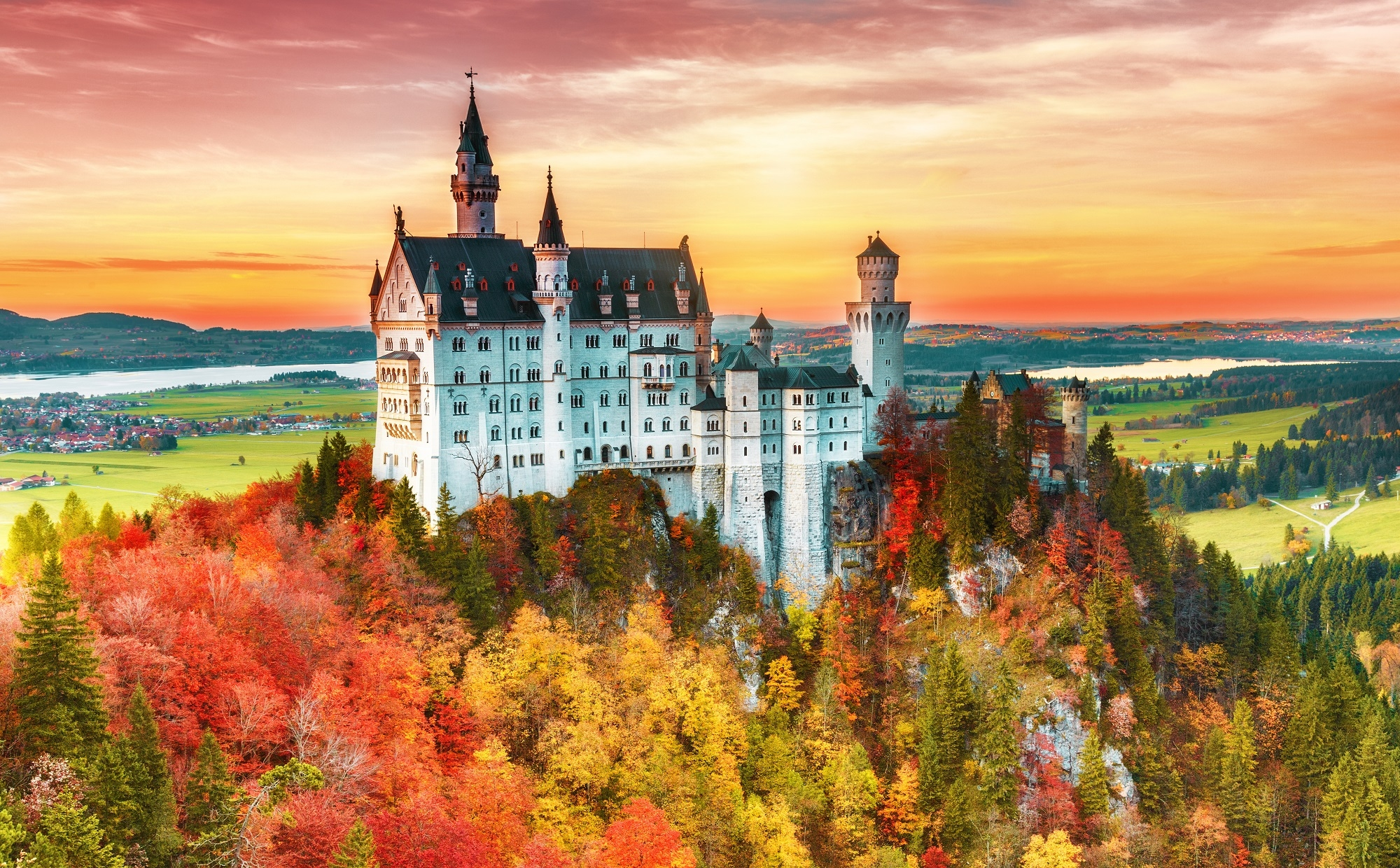 The Black Forest Germany >> Black Forest Romantic Germany Small Group