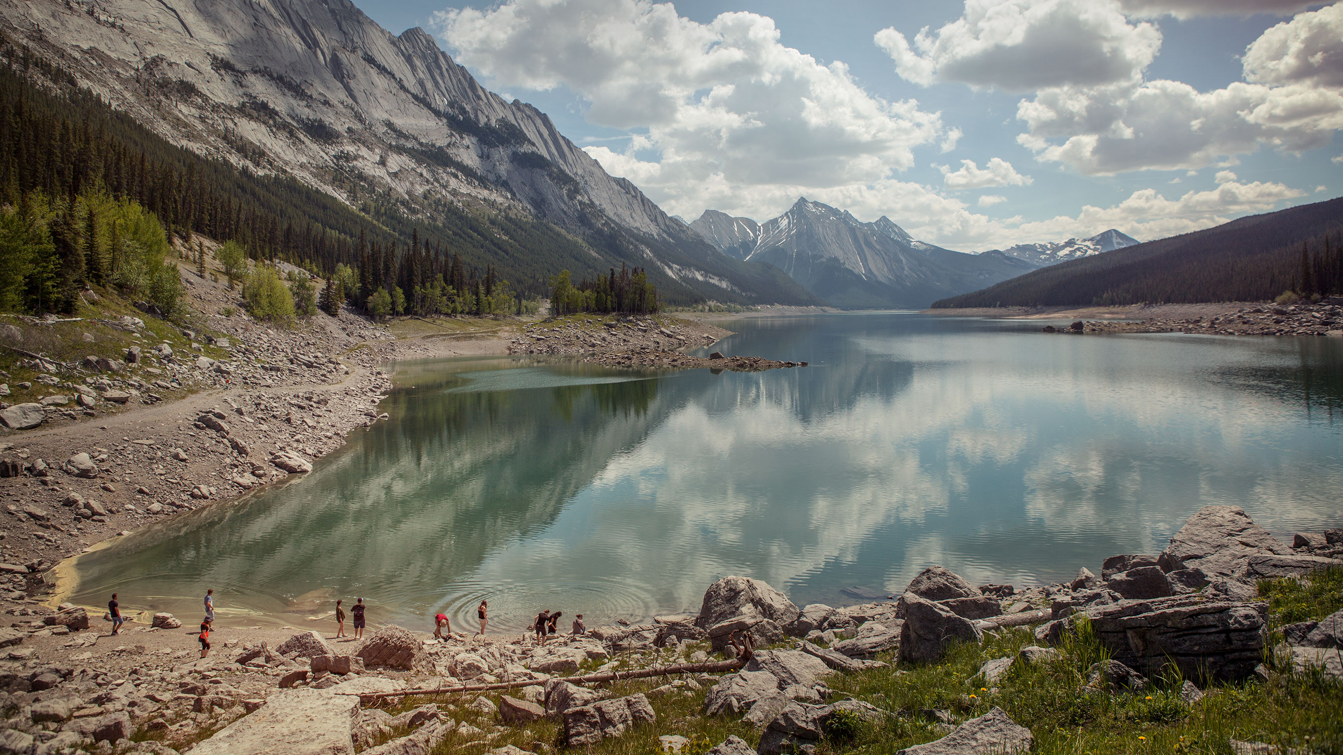 National Parks Of The Canadian Rockies Westbound By G