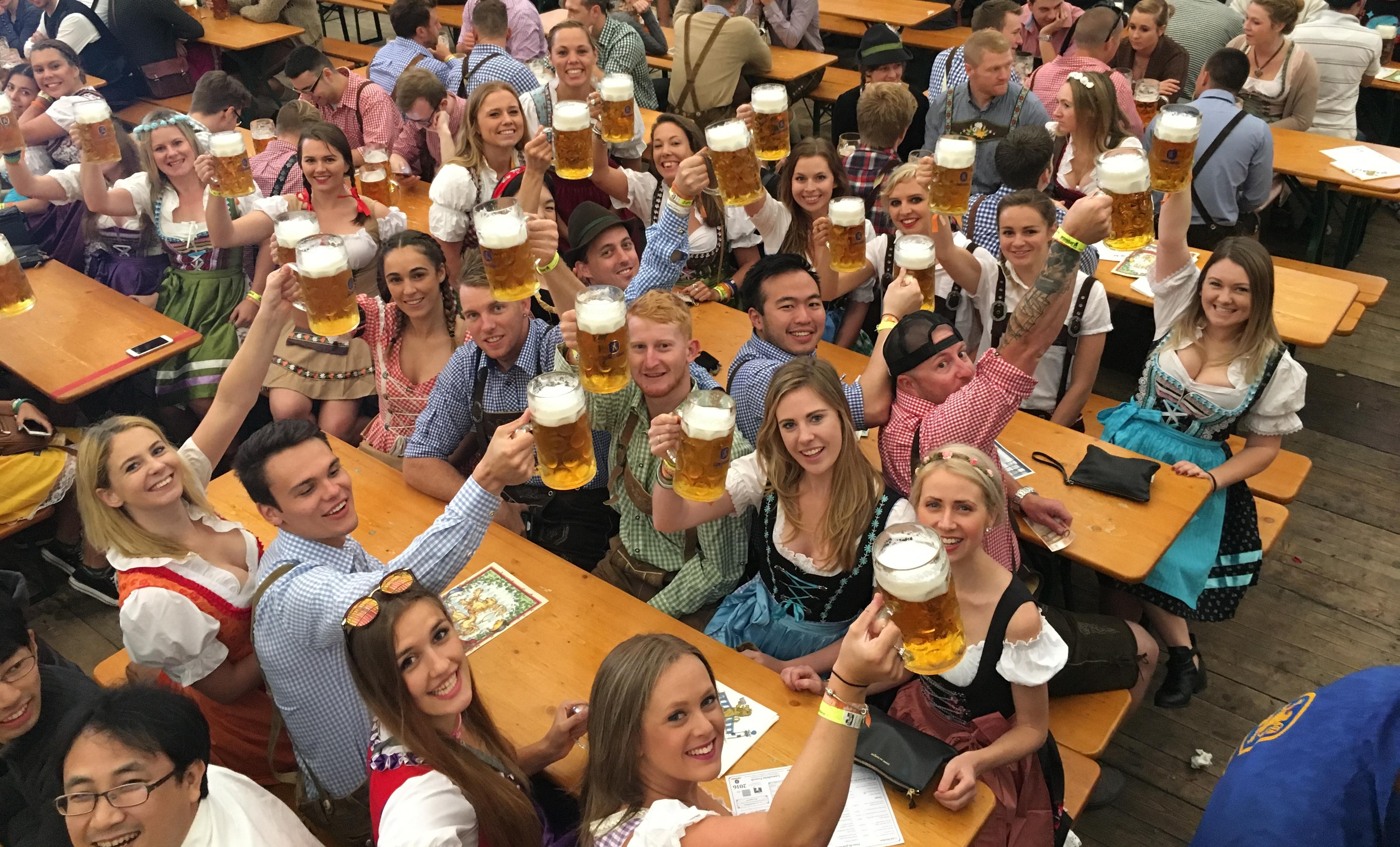 Oktoberfest Munich 2020 Packages