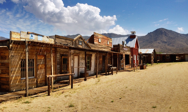 Wild West Vegas
