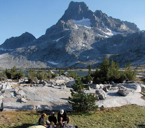 Hiking Tours Usa: John Muir Trail By World Expeditions (Code: JMT)