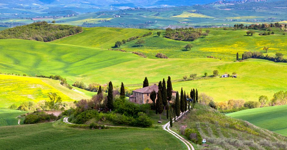 Gems Of Umbria Amp Tuscany 2019 By Globus Code Lt Ny