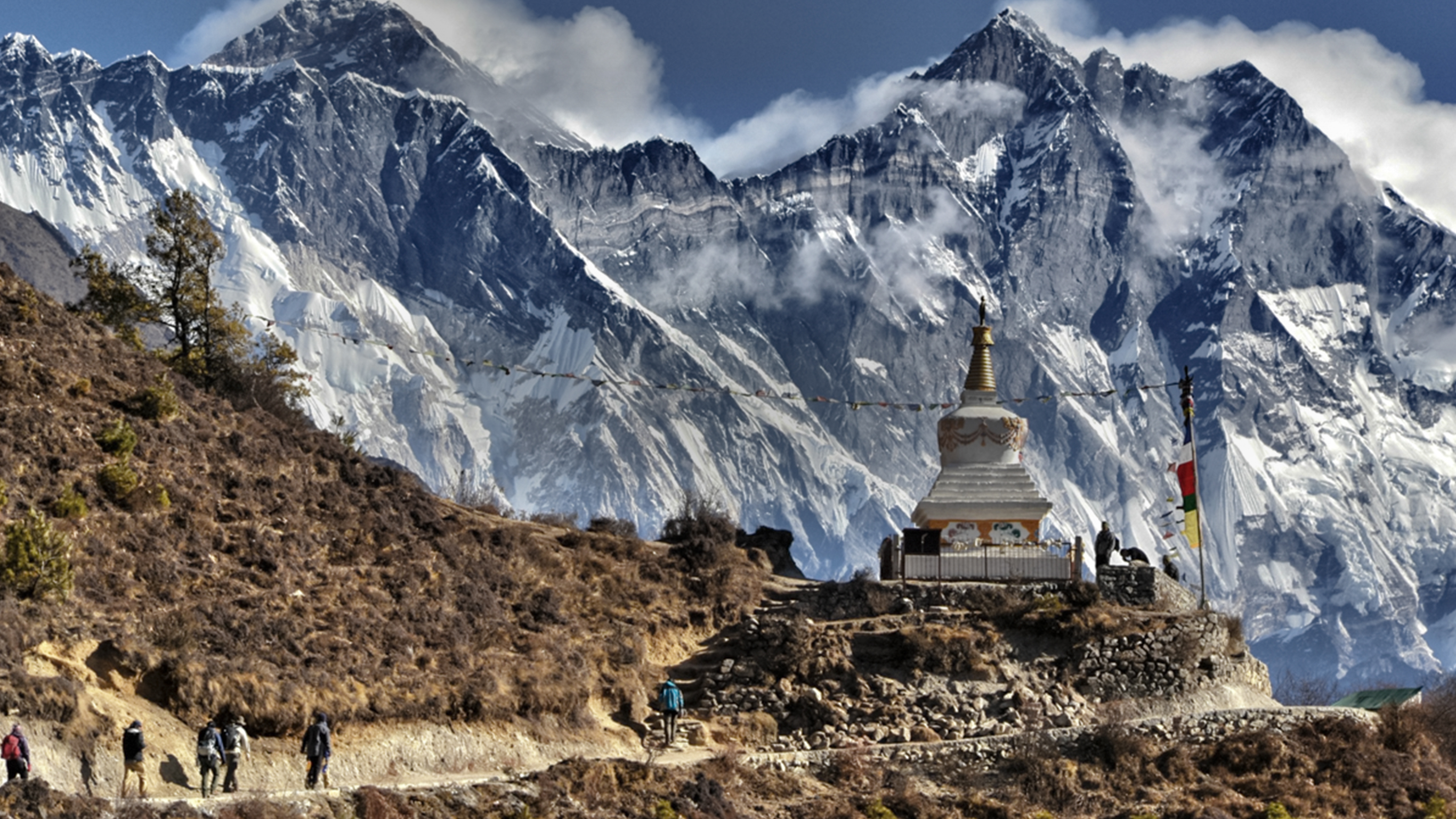 Image result for Annapurna circuit trekking