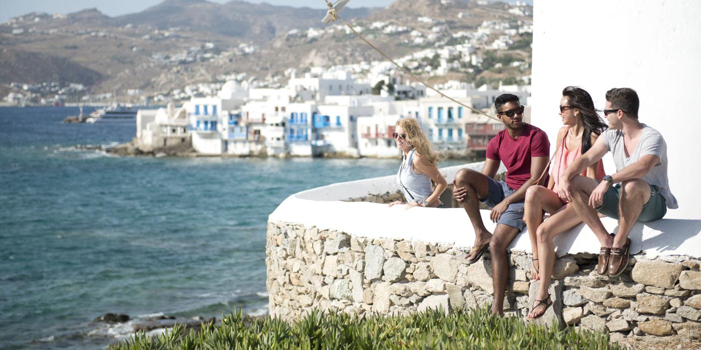 Greek Island Contiki Review
