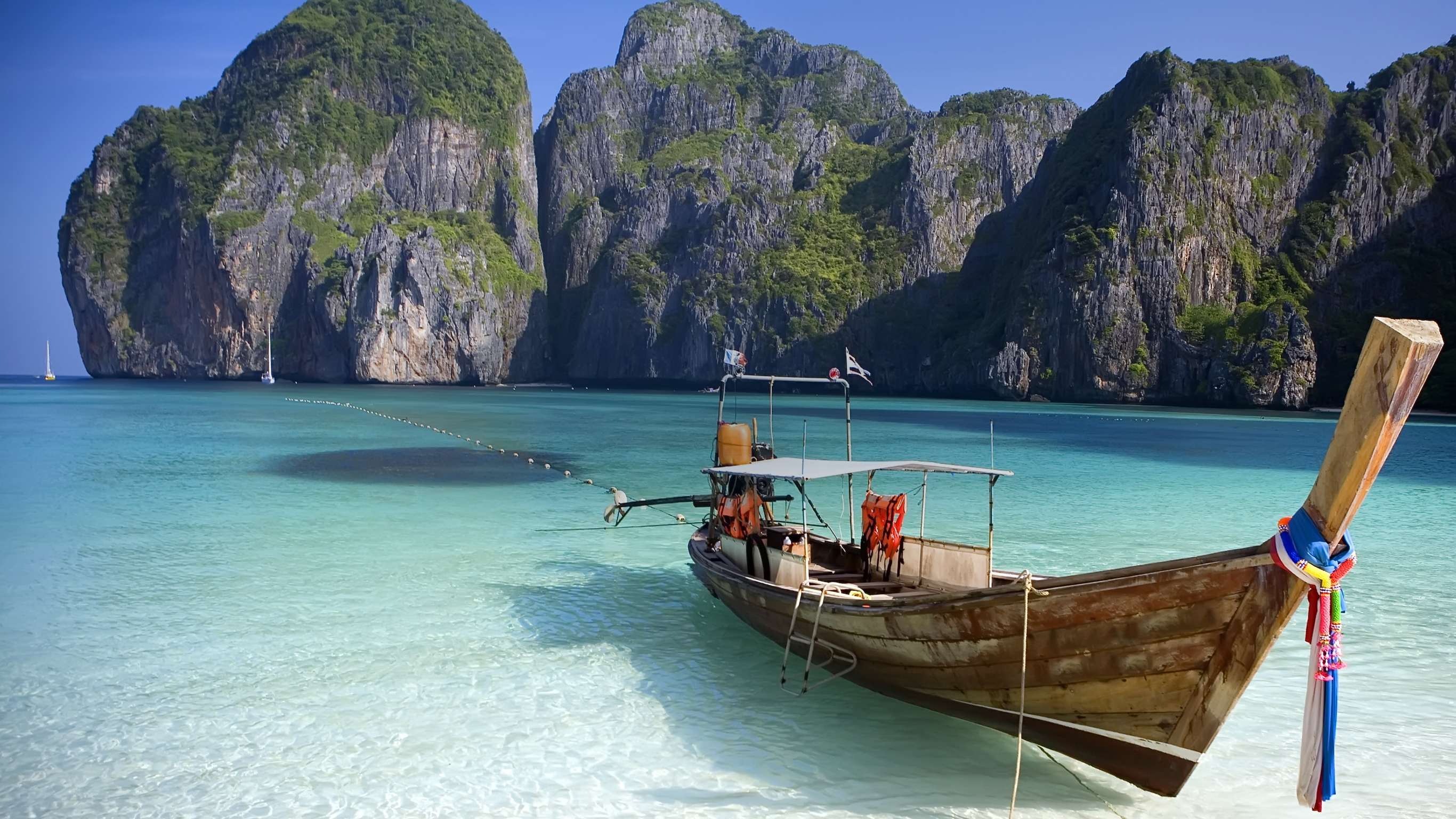 Sailing Thailand Phuket To Koh Phi Phi By G Adventures