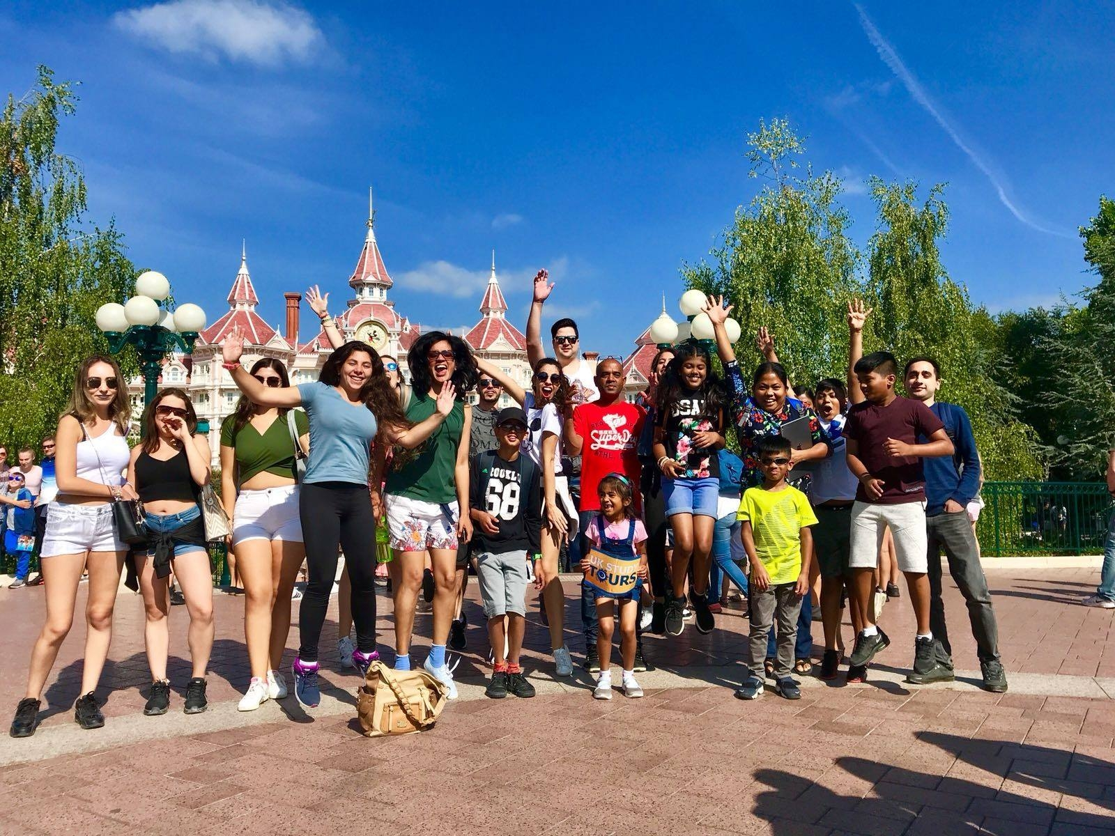 Paris Disneyland From London By Uk Study Tours With 1 Tour
