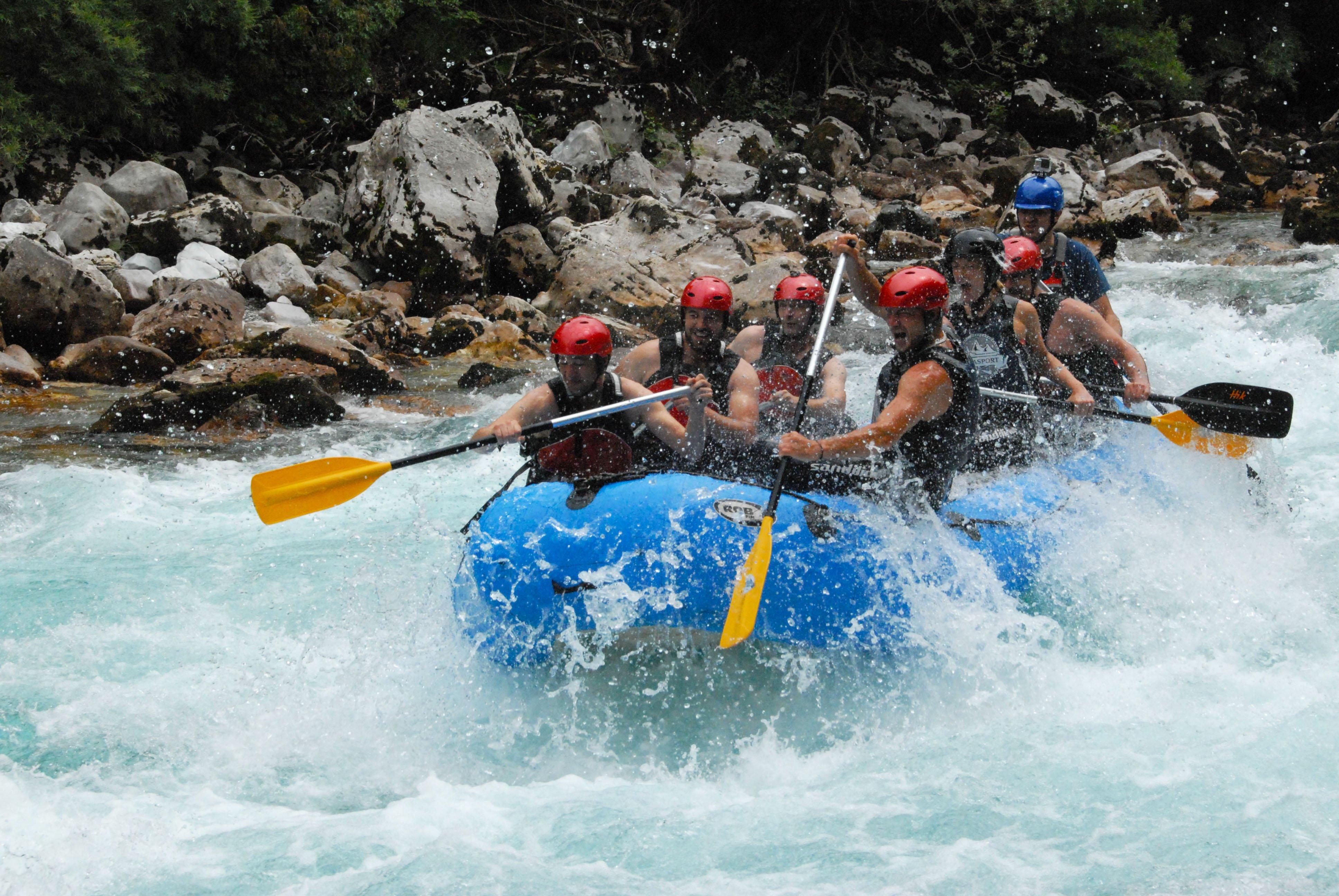 Rafting Tara And Drina 4
