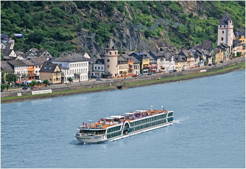 Classical Rhine Cruise Basel Amsterdam By Lueftner
