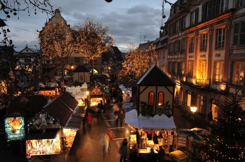 christmas in alsace by croisieurope river cruises code. Black Bedroom Furniture Sets. Home Design Ideas
