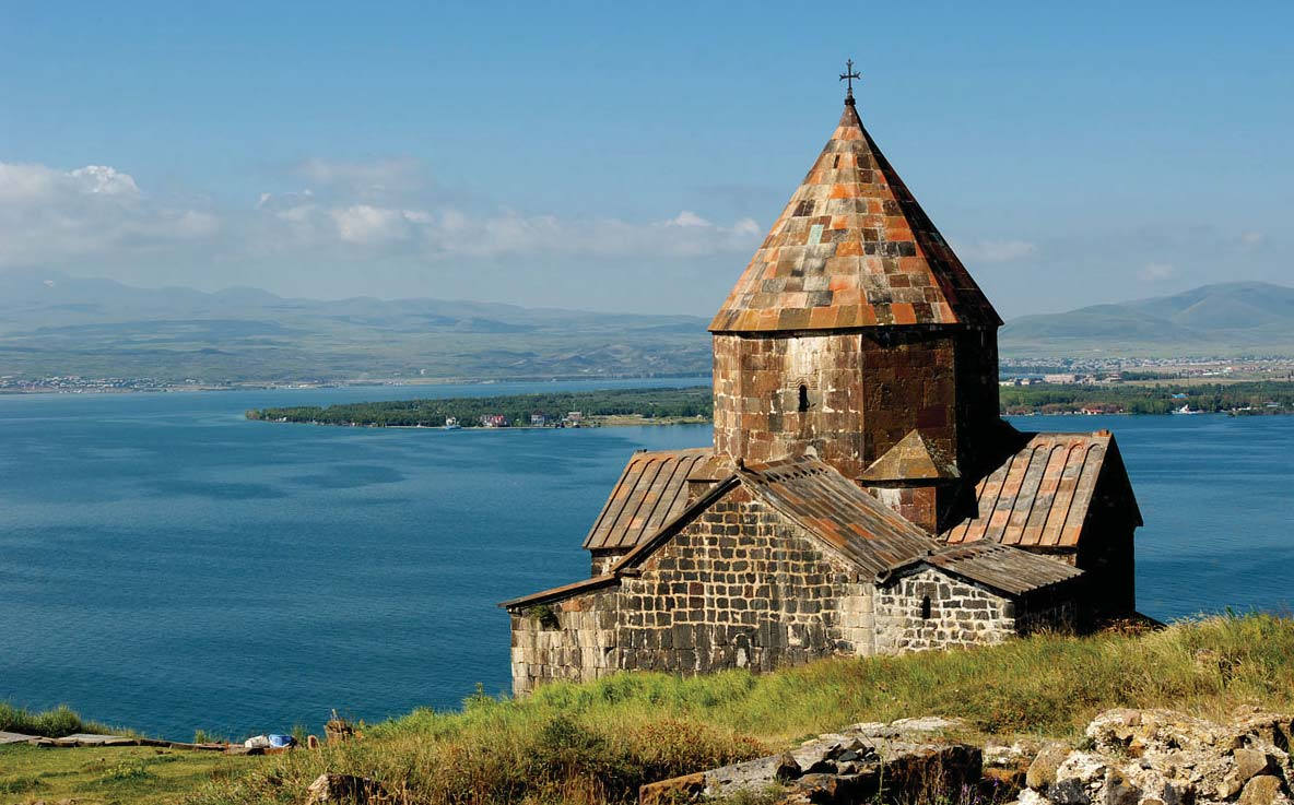 Lake Sevan in Armenia: photos and reviews of tourists 55