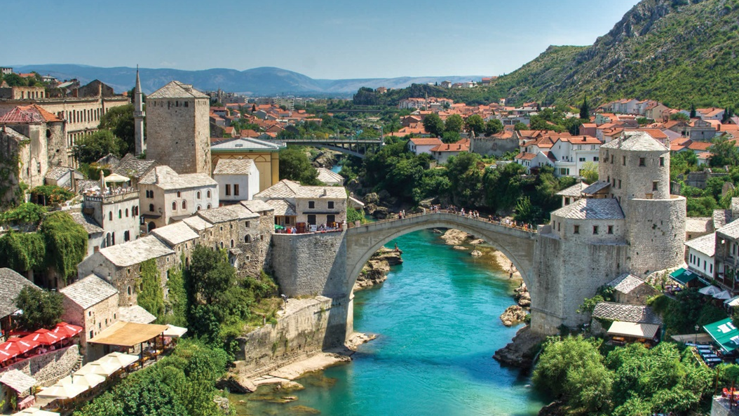 Croatia And Bosnia And Herzegovina Costsaver