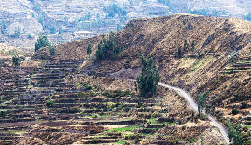 mysteries of the inca empire with arequipa colca canyon by cosmos
