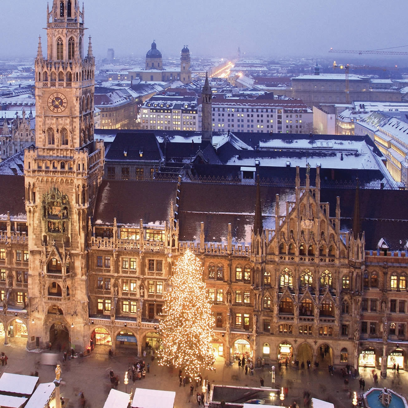 Christmas Markets of Austria Germany and Switzerland by Trafalgar ...