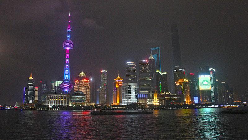 Beijing to Shanghai Express