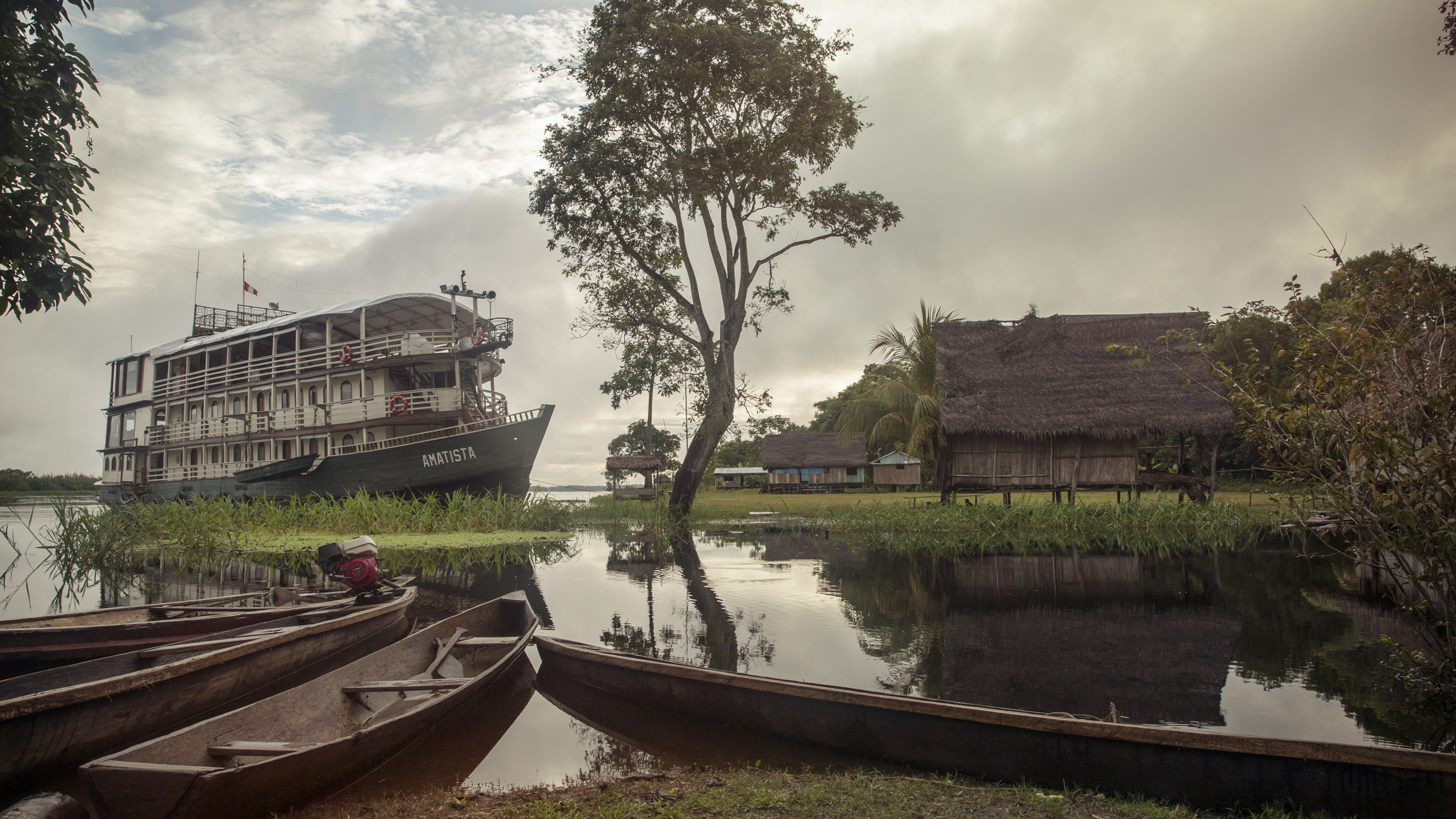 Amazon Riverboat Adventure In Depth by G Adventures with 20 Tour Reviews (Code: PVIIA) - TourRadar