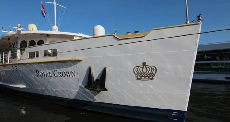 Ms Royal Crown From Teeming River Cruises Tourradar